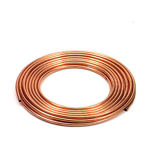 Great Lakes Copper  0711012 3/4 in x 66 ft Type K Soft Copper Pipe Tube